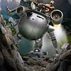 Pirates, Cowboys and Robots :